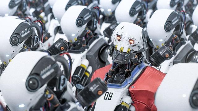 它可能是目前最棒的VR游戏 去和杀戮机器人对抗吧