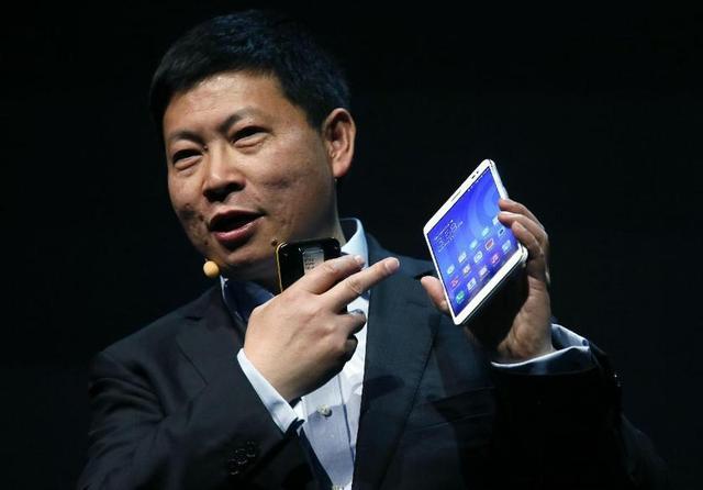 华为让智能手机市场重新洗牌