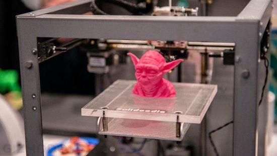 研究称室内进行3D打印或对人体有害