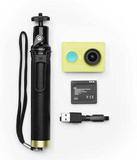 小米发布399元运动相机