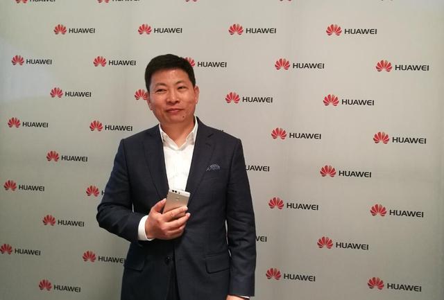 专访余承东:华为最大的烦恼是经常被竞争对手黑