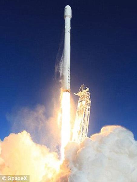 美国宇航局欲借助私企火箭技术登陆火星