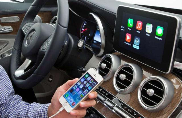 苹果iOS7已实现摇头操控 或植入CarPlay平台