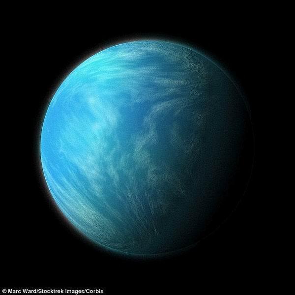 收到外星人信号?专家分析是行星上超强雷电风暴