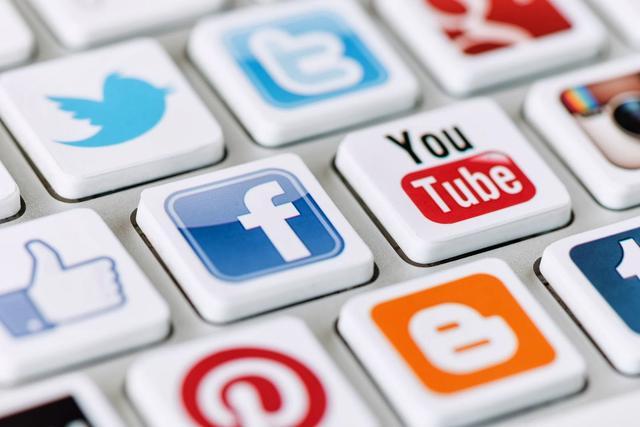全球社交渗透榜:Facebook占八成但开始下滑