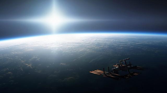 国际空间站将15次迎来2016新年