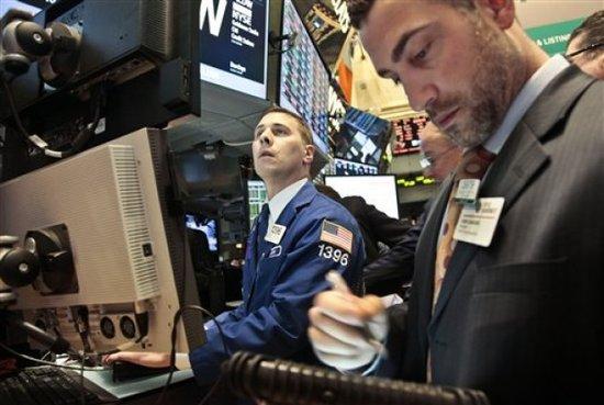 掉入财务欺诈陷阱 惠普股价重挫12%创十年新低