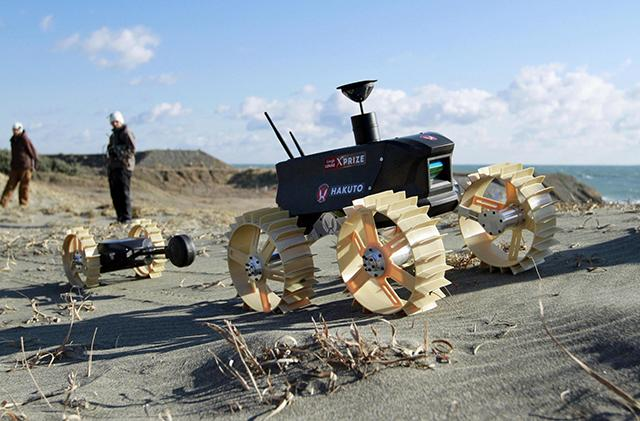 日本创业公司将开发昆虫型月球探测机器人