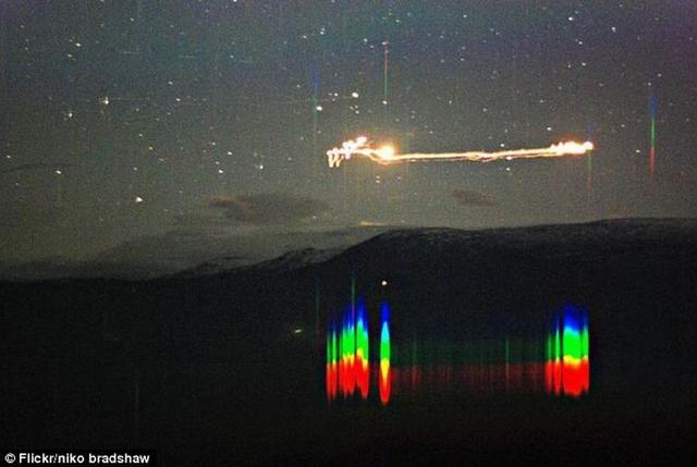 挪威山谷神秘空中火球之谜揭开:自然电池