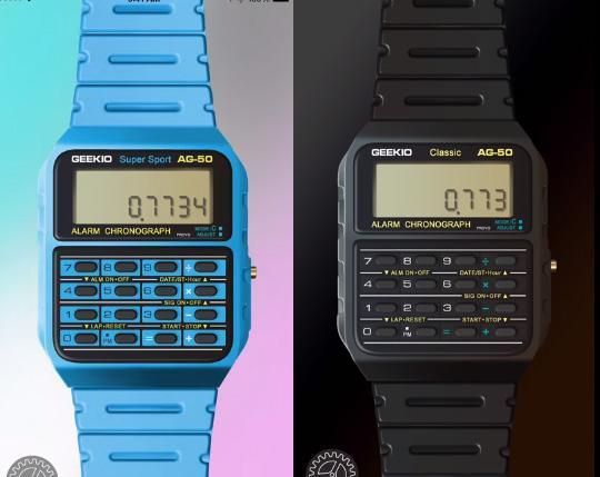 1美元把苹果手表变成卡西欧