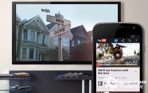 YouTube将在LG等多款电视中推服务平台