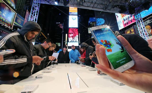 二季度智能手机销量增长5%