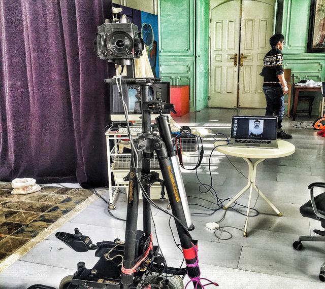 国内首份全景视频报告第三章:360度全景视频关键技术