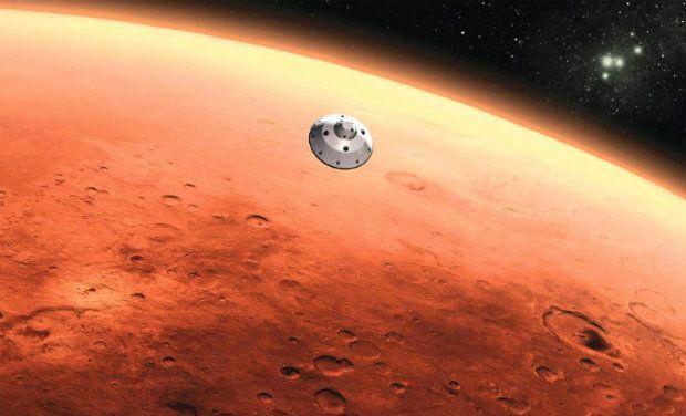 """去火星什么""""姿势""""合适 美国欲""""三步走"""""""