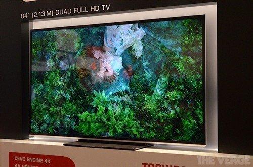 OLED电视市场化短期仍难突破 厂商集体转向4K