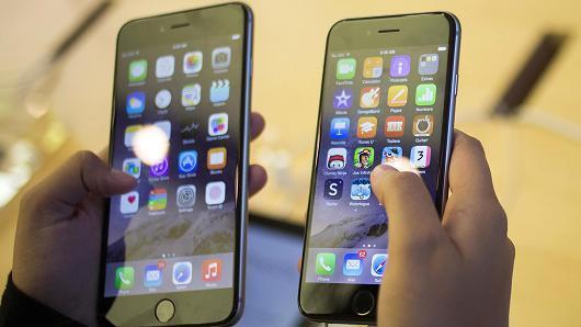 大屏机押对了!iOS在全球份额上演逆转