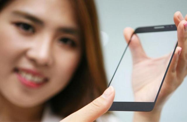 LG新技术:屏幕内置指纹识别模块 智能手机更浅薄
