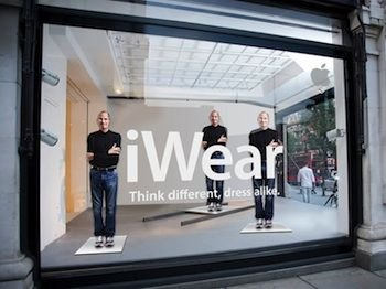 传苹果万圣节将推出乔布斯套装iWear