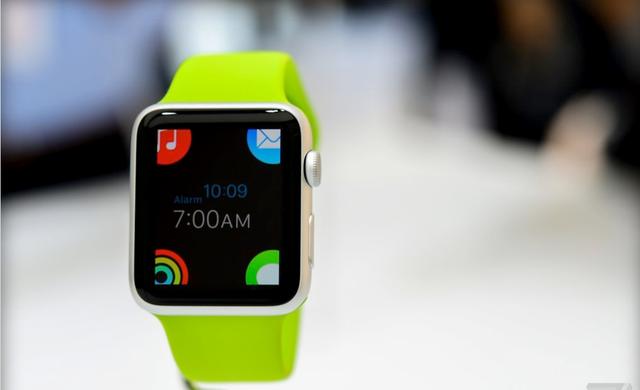 苹果智能手表十大细节曝光