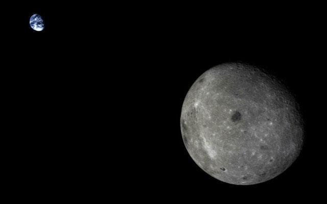 科学家描绘出月球邻近空间等离子体分布特征