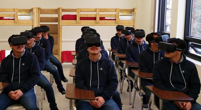 VR次元高考策划 | VR教育确实能提高学生的学习成绩