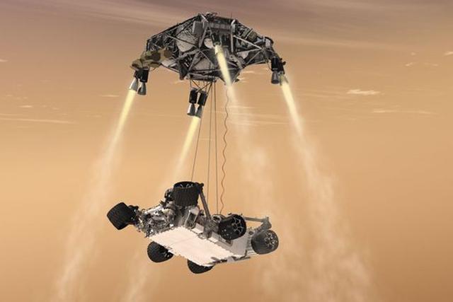 NASA打造下一代火星车:全面借鉴好奇号