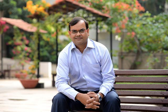 图为Prime Venture Partners创始合伙人Amit Somani