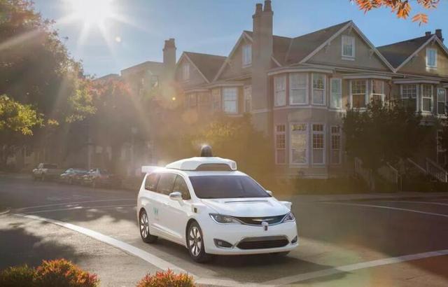 谷歌Waymo联合菲亚特推自动驾驶汽车 明年年初上路测试