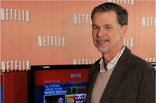 Netflix创始人买进价值100万美元Facebook股票