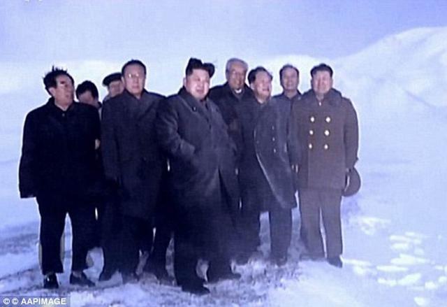 朝鲜核试验或可触发长白山火山喷发