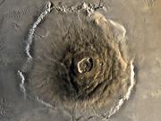 组图:盘点太阳系内十大壮观火山