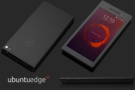 众筹造手机?Ubuntu Edge筹款创纪录却失败