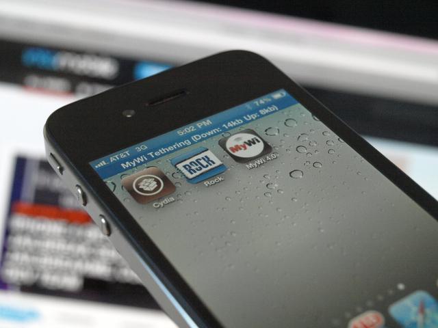 部分越狱iPhone感染病毒 可导致账户密码丢失