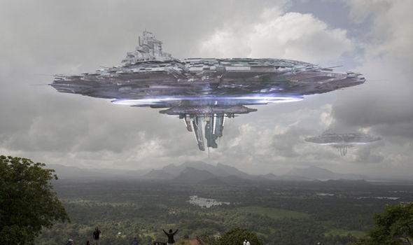 人类应当做好充分准备 随时应对外星人的入侵