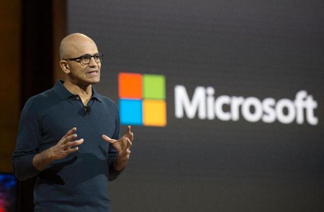 微软也爱上了开源 平台化成科技公司必由之路