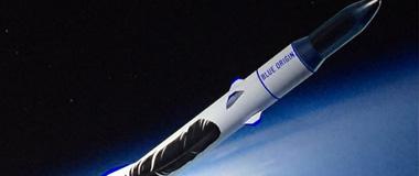 美国蓝色起源公司最早2021年发射大推力火箭