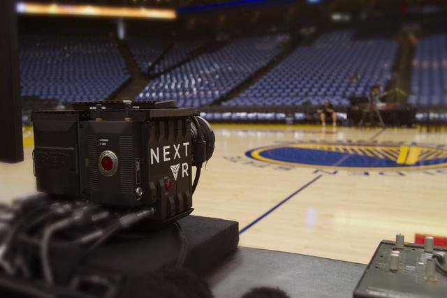 《连线》揭秘:原来NBA是这样实现VR直播的