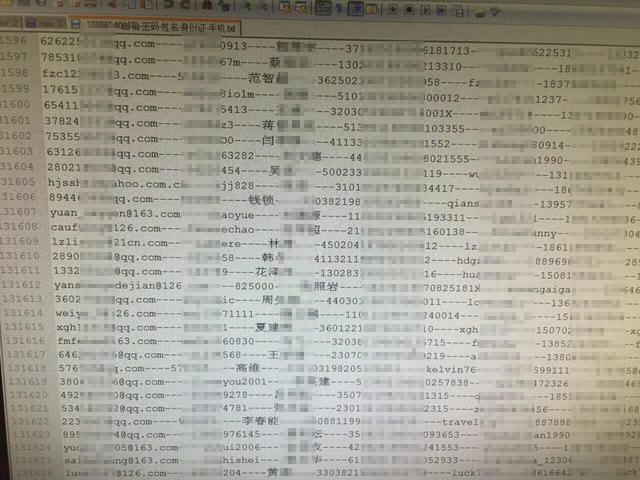 12306用户数据泄露超10万条 或由撞库攻击所得