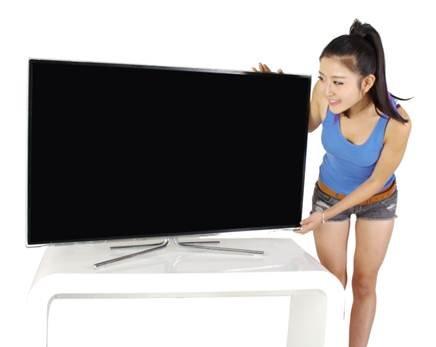 2013趋势:55寸成客厅电视新标准