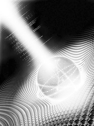 量子态叠加效应尺度刷新纪录 扩展到54厘米