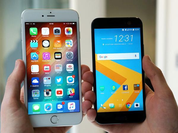 安卓占据将近九成智能手机市场 iPhone份额继续跌