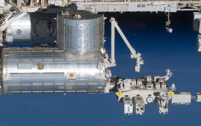 日本决定参与延长国际空间站使用期限计划