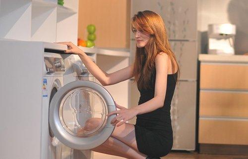 你遇到过吗?滚筒洗衣机常见问题总汇