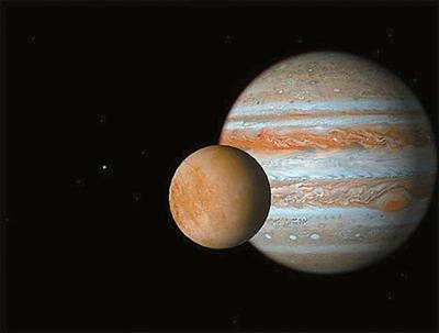 神秘陨石将揭晓早期木星轨道的变迁历史