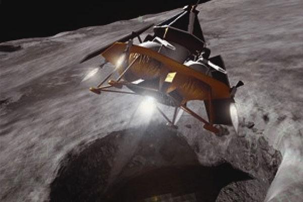 NASA希望利用机器人寻找火星洞穴中的定居点