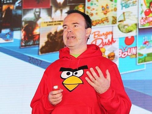 愤怒的小鸟:希望在中国成为喜洋洋和灰太郎