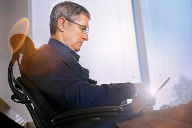苹果CEO库克:身为同性恋者我感到很自豪