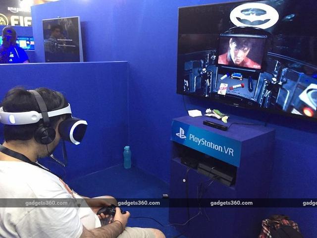 PS VR销量一周突破5万:它很好,但现在还是买的时候