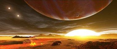 外星生命可能生活在零下195度液氮中?