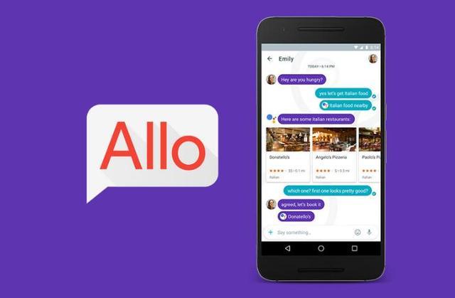 谷歌全新手机聊天工具Allo有望本周三上线 据说它很聪明